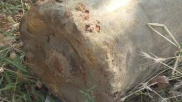 Откриха силно корозирал снаряд в центъра на Видин