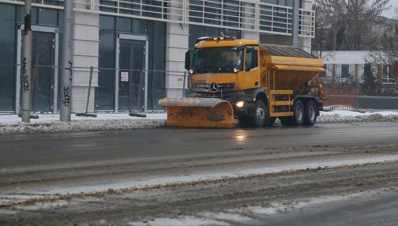 117 снегопочистващи машини софия имат готовност започнат работа