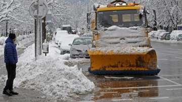 Фирмите, ангажирани със зимното почистване, трябва да са готови до 1 ноември