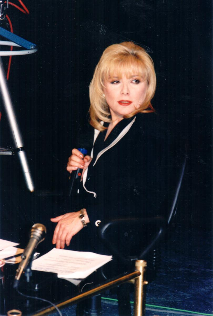 снимка 1 Отиде си дългогодишният журналист в БНТ Снежана Атанасова