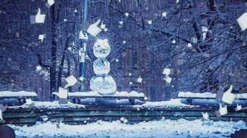 По следите на най-известния снежен човек тази зима