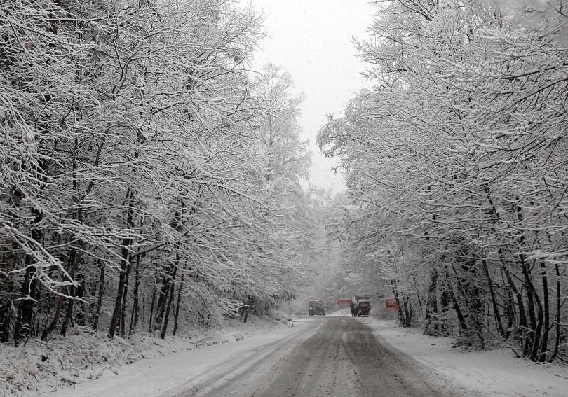 полярен студ очаква македония следващата седмица