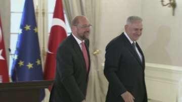 След срещата между Шулц и Йълдъръм