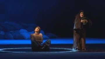 Премиера на Последното изкушение в Народния театър