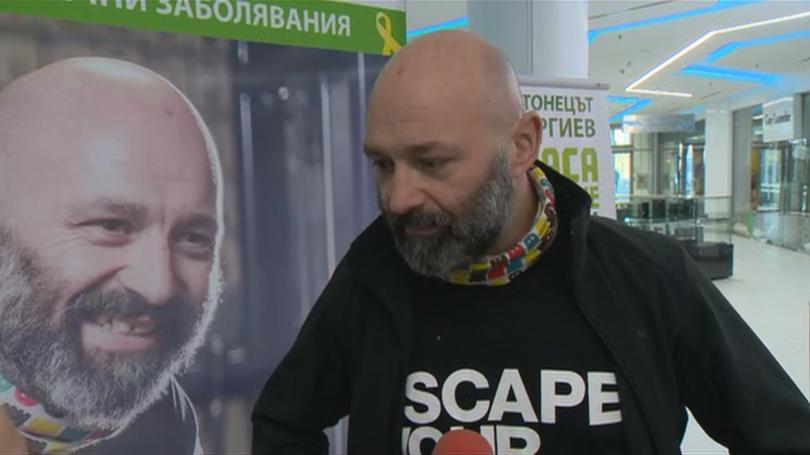 Стартира уникалният експеримент на ултрамаратонеца Красимир Георгиев, който си постави