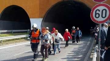 Мащабно учение затвори за 4 часа главния път Е-79