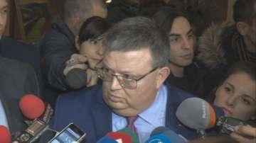 Цацаров коментира ветото на президента върху промените в НК