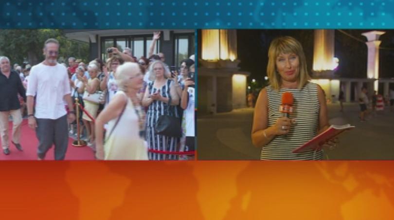 Във Варна тази вечер беше открит 27-ият международен филмов фестивал