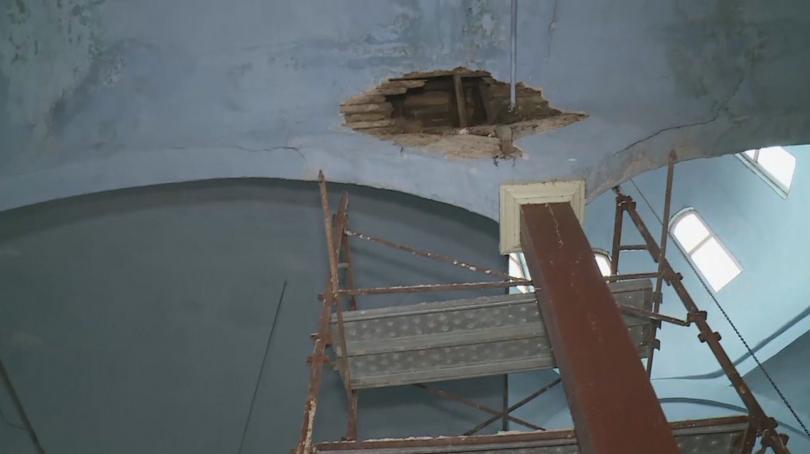 Снимка: Храмът в дупнишкото село Бистрица има нужда от ремонт