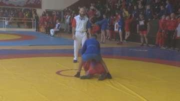 Нападнатото в автобус момче спечели сребърен медал по самбо