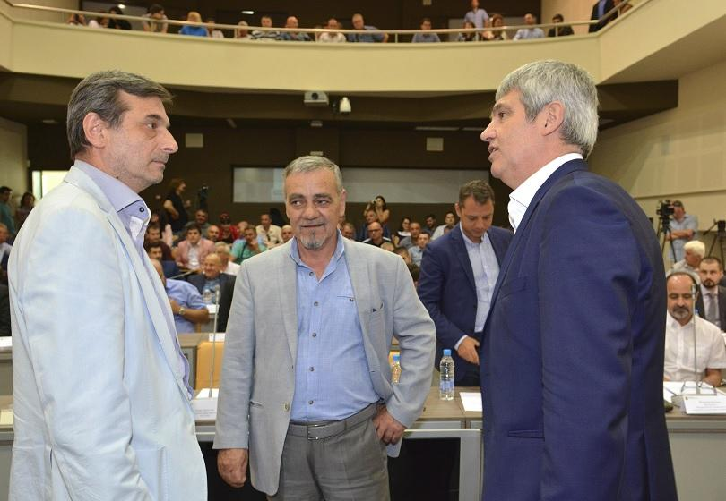 снимка 1 Дискусия за бъдещето на въглищните централи в Маришкия басейн
