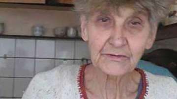Откриха тялото на изчезнала възрастна жена от Велико Търново