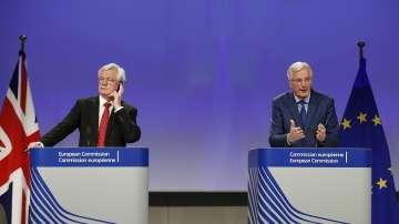 Съществените преговори за Брекзит ще започнат през 2018 г.