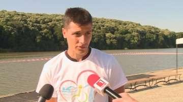 Русенец преплува благотворително 10 км
