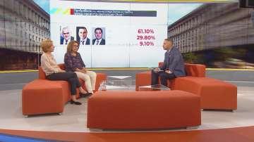 Оставки в кабинета - коментар на Боряна Димитрова и Татяна Буруджиева