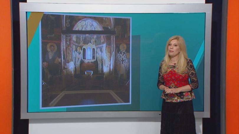 Снимка: АРТ посоки с Галя Крайчовска: Боянската църква в нова светлина