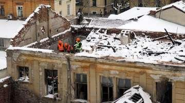 Столичната община прави авариен ремонт на Царските конюшни
