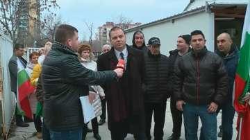 В Пловдив ще протестират заради изграждането на ограда на болница