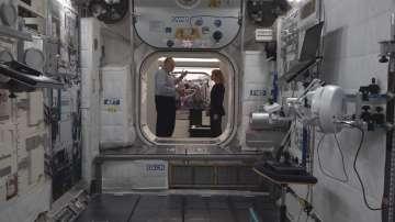 Екип на БНТ посети кухнята на астронавтите