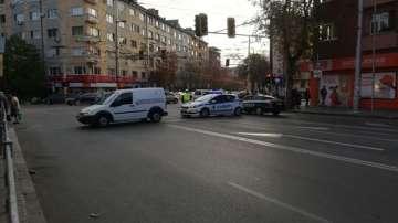 Пешеходец загина при инцидент в София