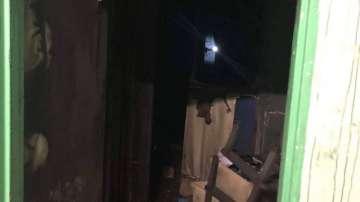 Пожар горя в общежитие в Студентски град в София