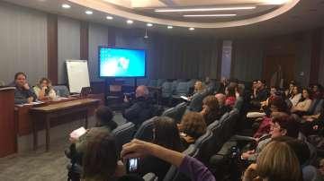 Дискусия за чистотата на българския език