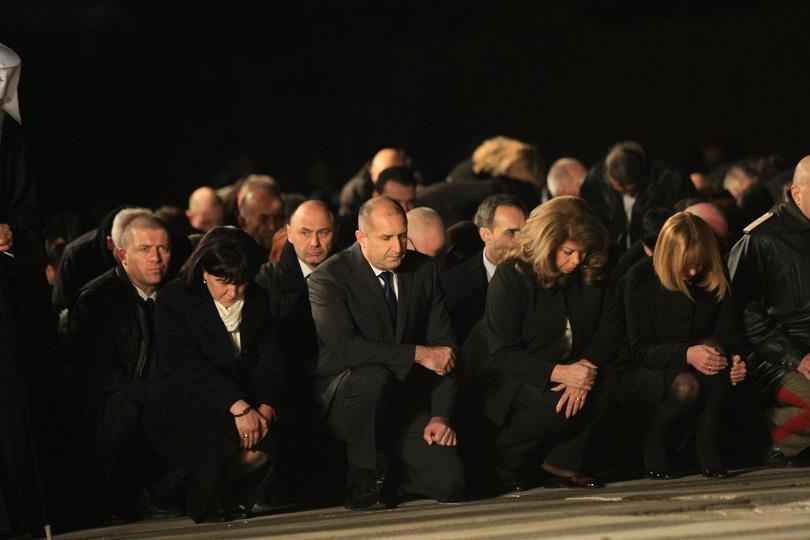 снимка 1 Румен Радев: С вярата и волята Левски събуди цял народ и го поведе към свободата