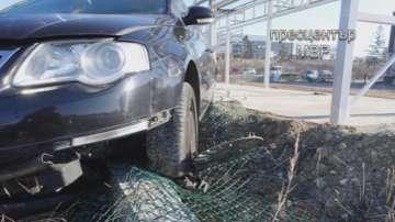 Малолетни потрошиха 16 коли в автоборса в Шумен