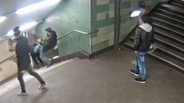 Българин е нападателят от бруталната сцена в берлинското метро