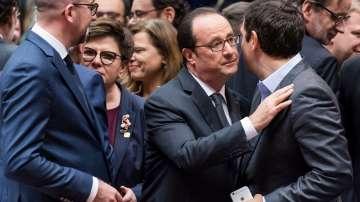 Лидерите на ЕС се събраха на последен за годината съвет