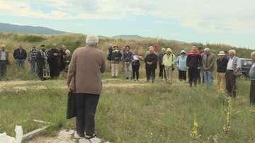 Край село Чучулигово почетоха жертвите на комунистическия режим