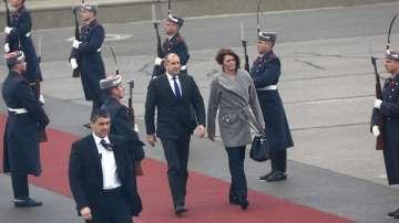 Президентът Румен Радев е на посещение в Йордания