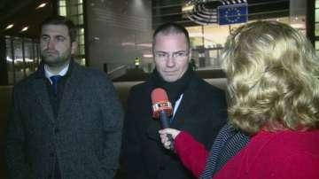 Български евродепутати с коментар преди протеста на превозвачите