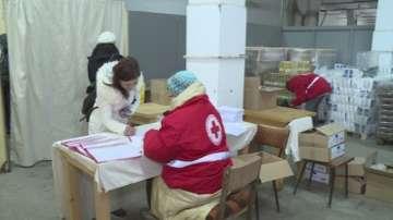 1/3 от хранителните помощи от БЧК в Русенско остават непотърсени