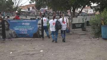 Венецуелската армия блокира хуманитарна помощ