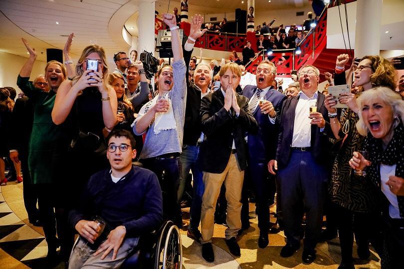 Холандското правителство губи мнозинството си в горната камара на парламента
