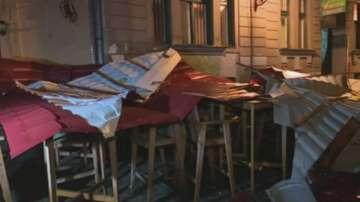 Силни бури вилняха в Сърбия и Румъния