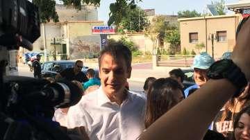 Ексклузивно пред БНТ: Кириакос Мицотакис за договора със Северна Македония