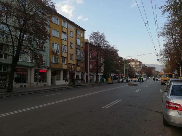 снимка 1 Пешеходец загина при инцидент в София