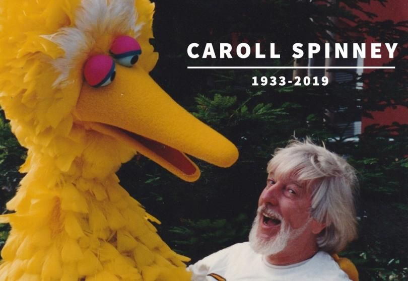 Актьорът Карол Спини, който играеше Голямото пиле в емблематичното детско