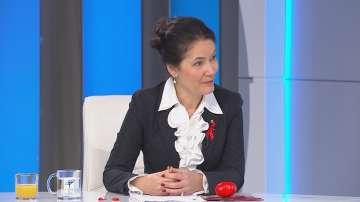Надежда Тодоровска за ползите от кръводаряването