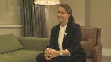 Принцеса Мериям в интервю за БНТ