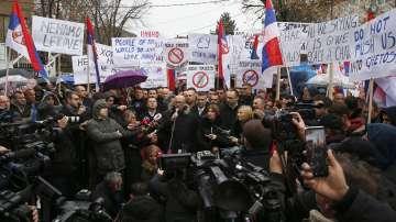 Разраства се търговската война между Косово и Сърбия