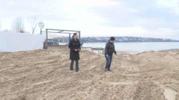 Тежка техника е унищожила дюни до къмпинг Смокиня
