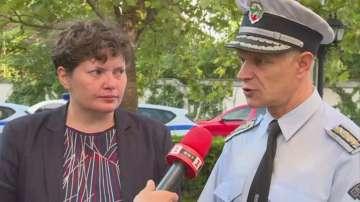 Безопасност на пътя - коментар на Росен Рапчев и Малина Крумова