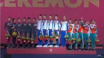 Бронзов медал за ансамбъла на България от Световното в Баку