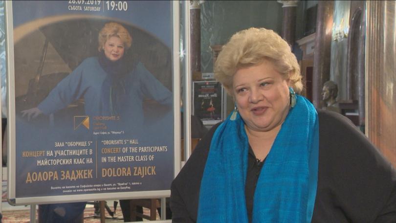 Един от големите гласове от Златната ера на операта -