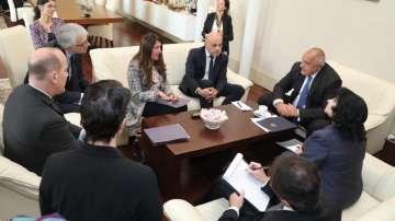 Борисов: Важно е България да запази ключова роля на газовата карта на Европа