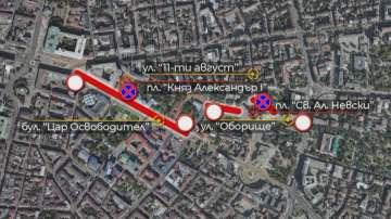В София ще има строги мерки за сигурност заради папата и Гергьовденския парад