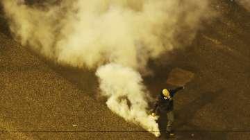 В Гърция продължават протестите срещу Преспанското споразумение